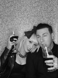 Zacky (Vengeance) and April Baker