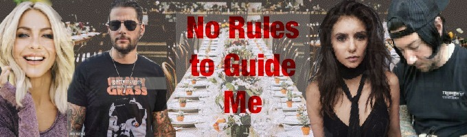 No Rules to Guide Me